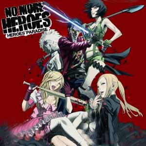 No More Heroes Heroes Paradise PS3 Code Price Comparison