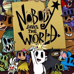 Nobody Saves the World