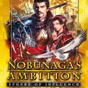 Nobunagas Ambition Sphere of Influence PS4 Code Price Comparison