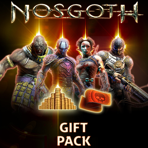 NOSGOTH Gift Pack Digital Download Price Comparison