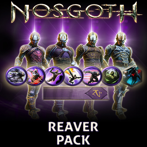 NOSGOTH Reaver Pack Digital Download Price Comparison