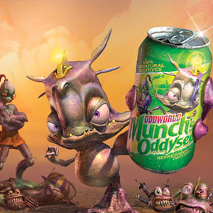 Oddworld Munch's Oddysee PS3 Digital & Box Price Comparison