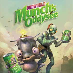 Oddworld Munchs Oddysee Digital Download Price Comparison