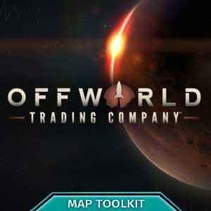 Offworld Trading Company Map Toolkit Digital Download Price Comparison