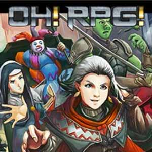 OH RPG Digital Download Price Comparison