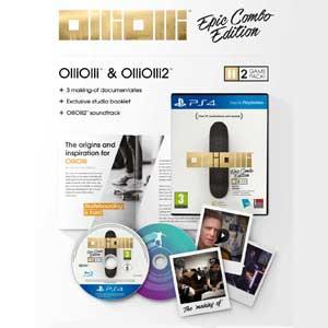 OlliOlli Epic Edition Combo Ps4 Code Price Comparison