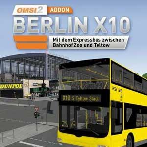OMSI 2 Add-On Berlin X10 Digital Download Price Comparison