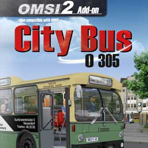OMSI 2 Citybus O305G Digital Download Price Comparison