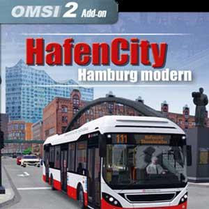OMSI 2 HafenCity Hamburg modern Add-On Digital Download Price Comparison