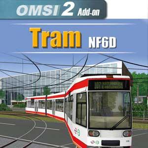 OMSI 2 Tram NF6D Essen Gelsenkirchen Add-On Digital Download Price Comparison