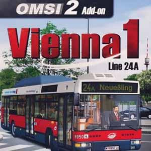 OMSI 2 Vienna 1 Line 24A Digital Download Price Comparison