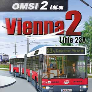 OMSI 2 Vienna 2 Line 23A Digital Download Price Comparison
