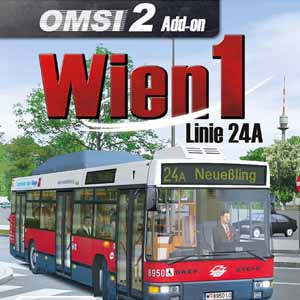 Omsi 2 Wien 1 Linie 24A Add-On Digital Download Price Comparison