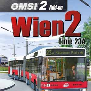 OMSI 2 Wien 2 Linie 23A Add-On Digital Download Price Comparison
