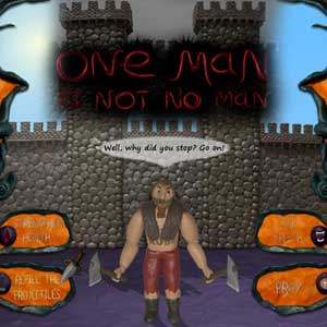 One Man Is Not No Man Digital Download Price Comparison