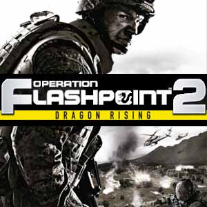 Operation Flashpoint 2 Dragon Rising PS3 Code Price Comparison