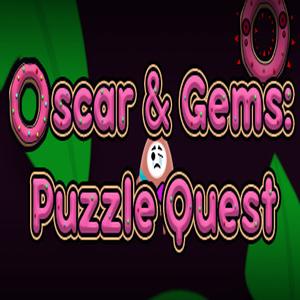 Oscar & Gems Puzzle Quest