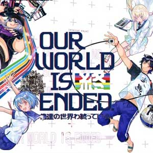 Our World is Ended Nintendo Switch Digital & Box Price Comparison