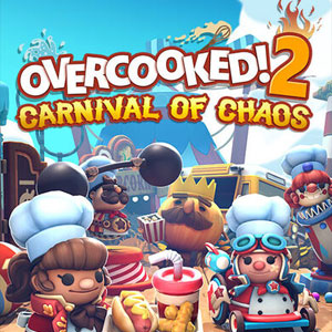 Overcooked 2 Carnival of Chaos Nintendo Switch Digital & Box Price Comparison