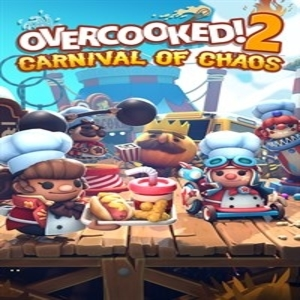 Overcooked 2 Carnival of Chaos Xbox Series Price Comparison