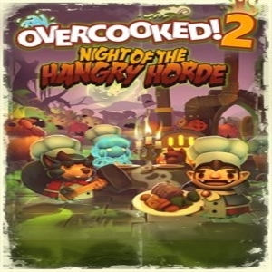 Overcooked 2 Night of the Hangry Horde Xbox One Digital & Box Price Comparison