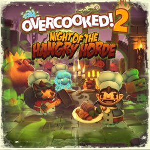 Overcooked 2 Night of the Hangry Horde Nintendo Switch Price Comparison