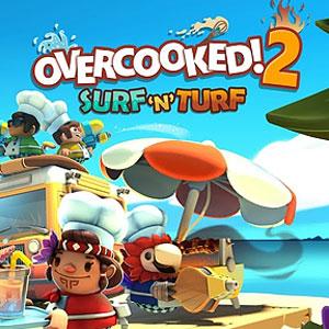 Overcooked 2 Surf n Turf Nintendo Switch Digital & Box Price Comparison