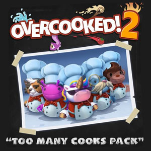 Overcooked 2 Too Many Cooks Pack Nintendo Switch Digital & Box Price Comparison