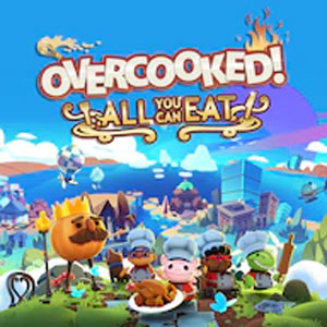 Overcooked All You Can Eat