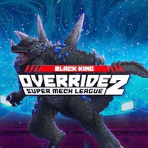 Override 2 Super Mech League Black King Fighter DLC