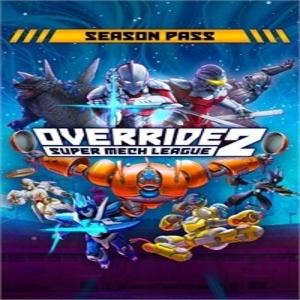Override 2 Super Mech League Ultraman Edition Season Pass