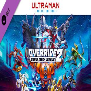 Override 2 Super Mech League Ultraman Season Pass