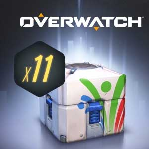 Overwatch 11 Loot Boxes Nintendo Switch Digital & Box Price Comparison