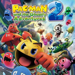 Pac-Man and the Ghost Adventures 2 Xbox 360 Code Price Comparison