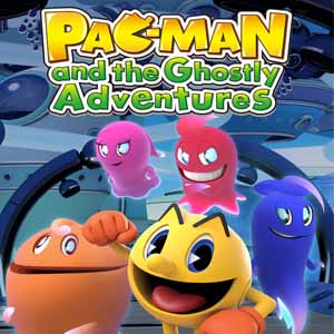 Pac-Man and the Ghostly Adventures XBox 360 Code Price Comparison