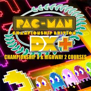 Pac-Man Championship Edition DX Plus Championship 3 and Highway 2 Courses Digital Download Price Comparison