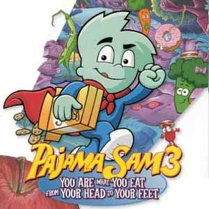 Pajama Sam 3 You Are What You Eat From Your Head To Your Feet Digital Download Price Comparison