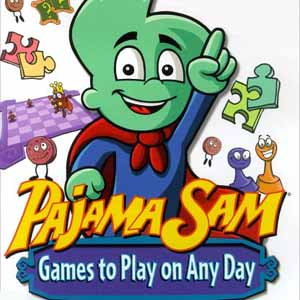 Pajama Sam Games to Play on Any Day Digital Download Price Comparison