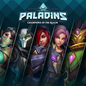Paladins Champions Pack Digital Download Price Comparison