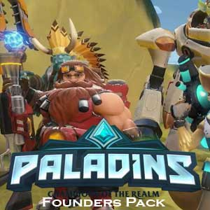 Paladins Founders Pack Digital Download Price Comparison