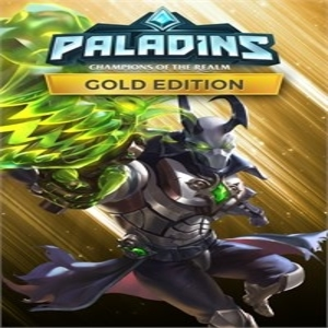 Paladins Gold Edition Digital Download Price Comparison