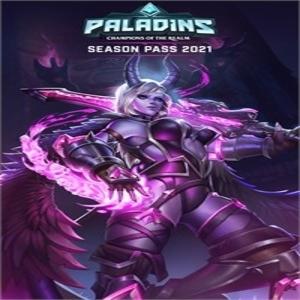 Paladins Season Pass 2021 Digital Download Price Comparison