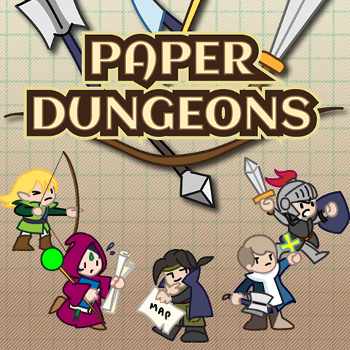 Paper Dungeons Digital Download Price Comparison