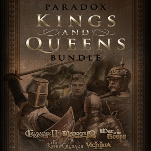 Paradox Kings and Queens Bundle Digital Download Price Comparison