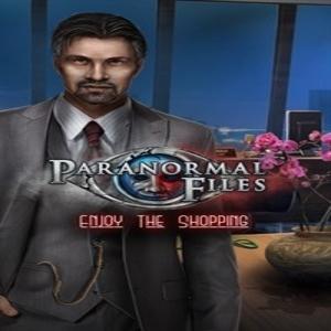 Paranormal Files Enjoy the Shopping