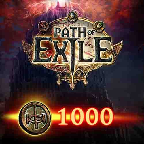 Path Of Exile 1000 Points