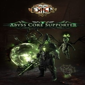 Path of Exile Abyss Core Supporter Pack
