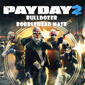 PAYDAY 2 Bulldozer Bobblehead Mask Digital Download Price Comparison