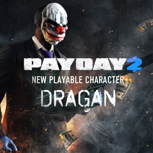 PAYDAY 2 Dragan Character Pack Digital Download Price Comparison
