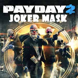 PAYDAY 2 E3 Joker Mask Digital Download Price Comparison